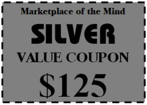 Value Coupon Silver